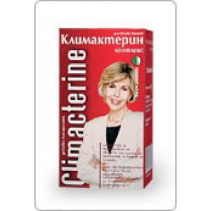 КЛИМАКТЕРИН БОЛГАРТРАВ (120таб), БАД, не является лекарством